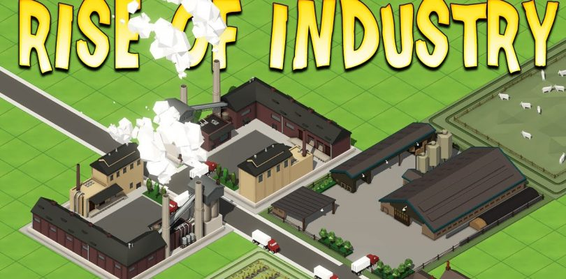 Rise of Industry – Kalypso kündigt neues Tycoon-Spiel an