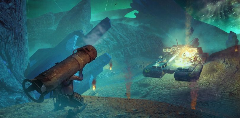 Rogue Trooper Redux – Trailer zeigt die Unterschiede zur Originalversion
