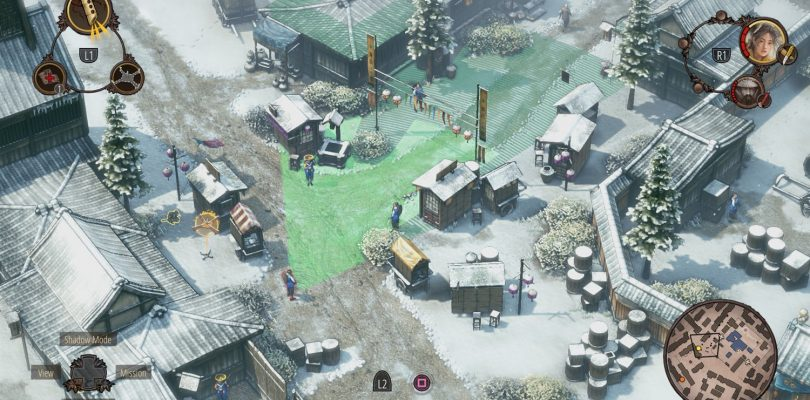 Shadow Tactics: Blades of the Shogun – Neuer Gameplay-Trailer veröffentlicht