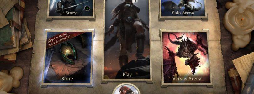 The Elder Scrolls Legends startet auf Android und iOS