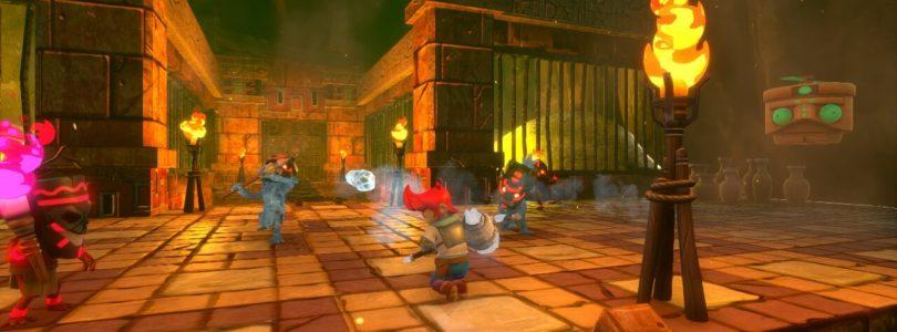 gamescom 2017 – A Knight's Quest wird erstmals spielbar sein