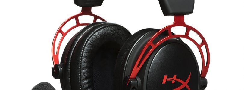 HyperX Cloud Alpha – Neues Gaming-Headset auf der gamescom vorgestellt