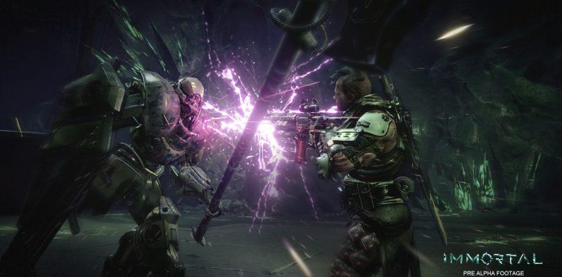 Immortal: Unchained – Die Überraschung der gamescom 2017