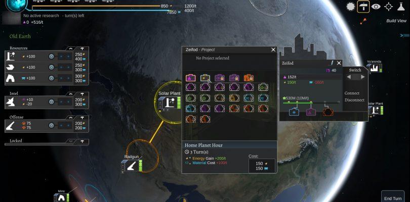 Interplanetary: Enhanced Edition für PC, MAC und Linux veröffentlicht