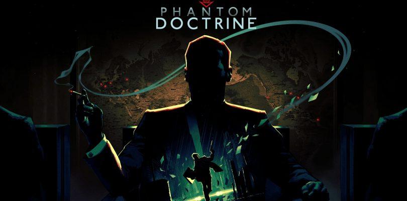 """Phantome Doctrine – Neues Spiel der """"Hard West""""-Macher angekündigt"""