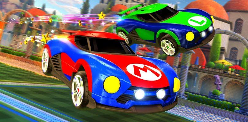Rocket League startet auf der Nintendo Switch
