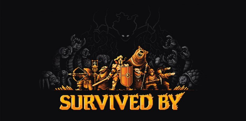Survived By – Free2Play Retro-MMO angekündigt