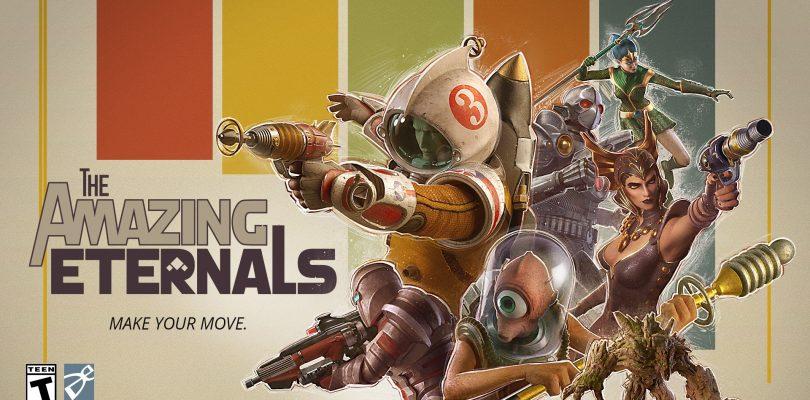 The Amazing Eternals – Closed Beta startet am 29. August
