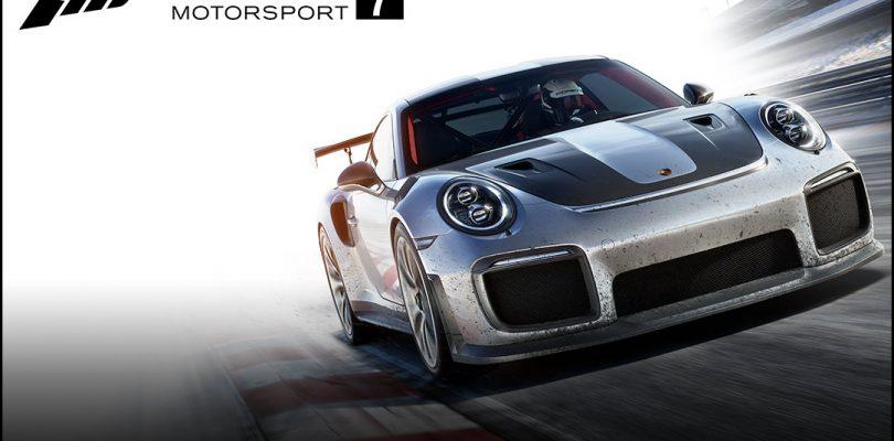 Forza Motorsport 7 – Hier sind die offiziellen Systemanforderungen
