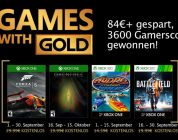 Games With Gold – Hier sind sie für den September 2017