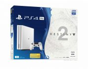 GameStop – Destiny 2 PS4 Pro-Bundle im Glacier White-Look
