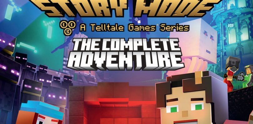 Minecraft: Story Mode – Season 1 erscheint für die Nintendo Switch