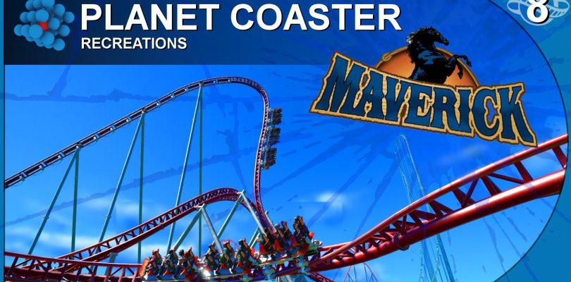 """Planet Coaster – Cedar Point bringt echte Achterbahn """"Steel Vengeance"""" ins Spiel"""