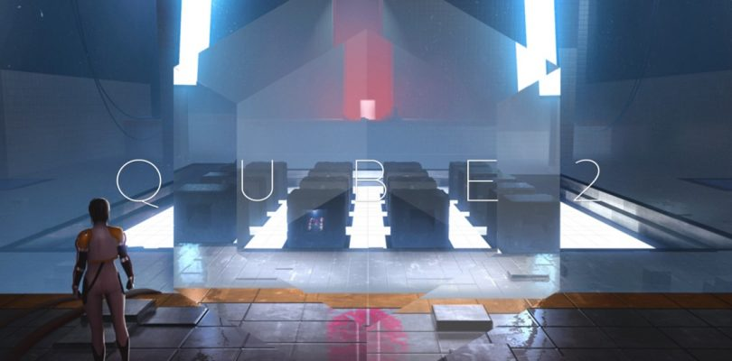Q.U.B.E 2 erscheint Anfang 2018 für PC und Konsolen