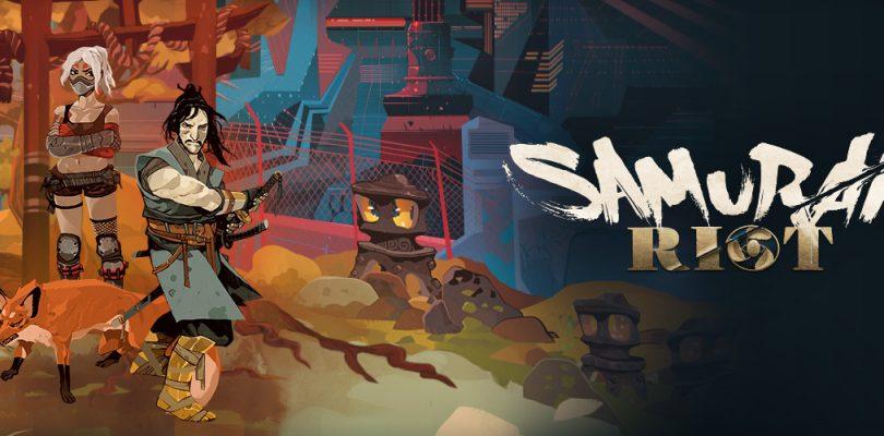 Samurai Riot erscheint im September für den PC