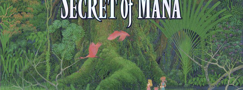 Secret of Mana – PS4-Disc-Version kann ab sofort vorbestellt werden