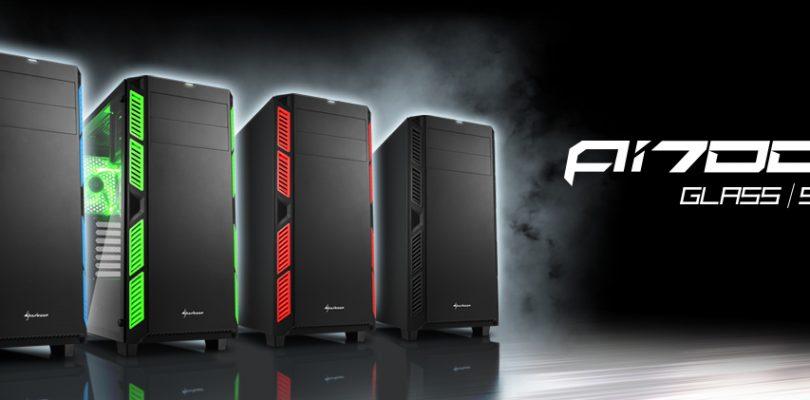 Sharkoon veröffentlicht neues PC-Gehäuse AI7000 in Silent und Glas-Version