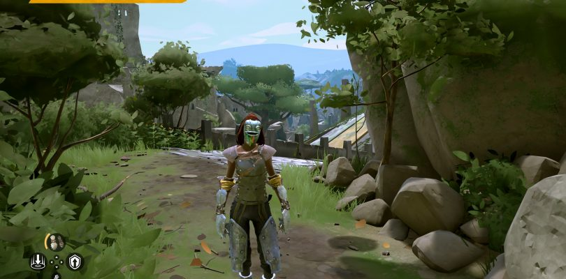 Test: Absolver – Beat 'em Up mit Open World-Ansatz