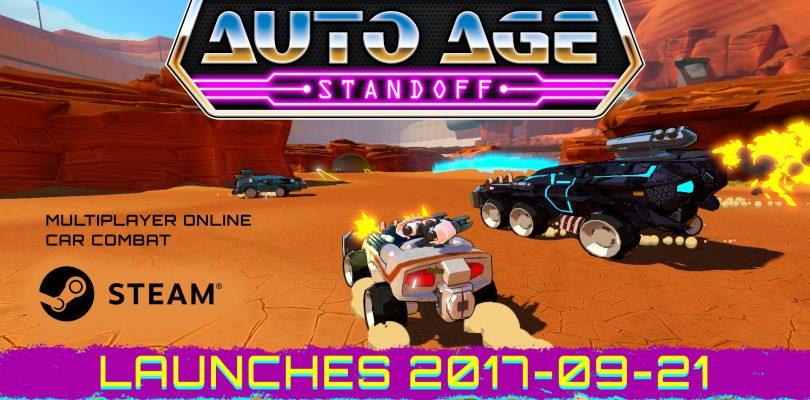 Test: Auto Age Standoff – Arena-Shooter mit Autos