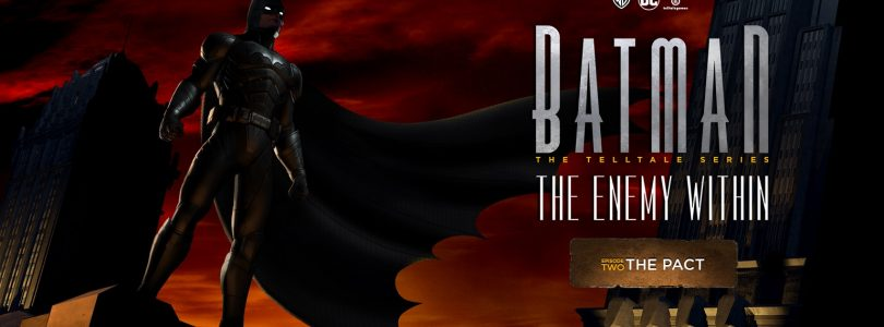 """Batman: The Enemy Within – Trailer zu Episode 2 """"The Pact"""" veröffentlicht"""