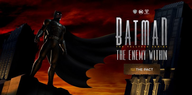 "Batman: The Enemy Within – Trailer zu Episode 2 ""The Pact"" veröffentlicht"
