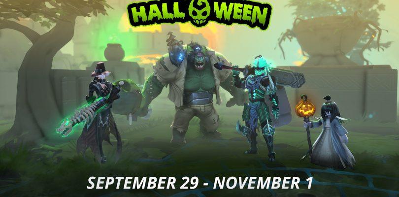 Battlerite – Halloween-Event gestartet