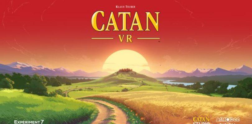 Catan VR für Oculus Rift und Gear VR angekündigt