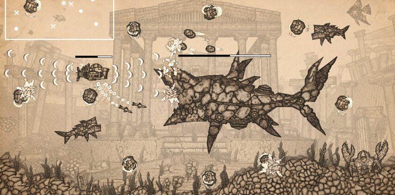 Earth Atlantis – 2D-Shooter für Nintendo Switch angekündigt