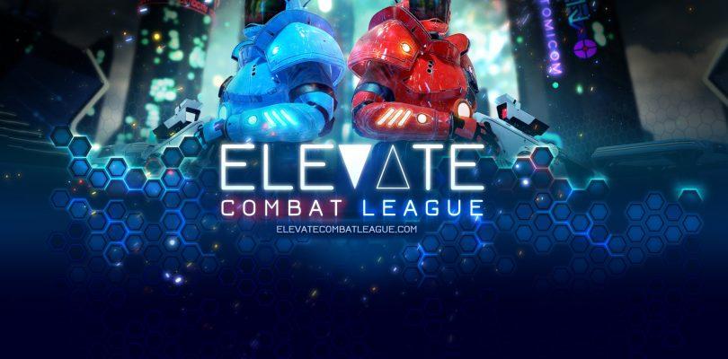 Elevate Combat League – Neuankündigung – Shooter trifft Fußball