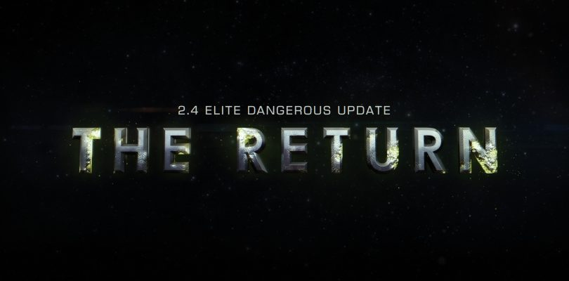 "Elite Dangerous – Update 2.4 ""The Return"" ist live"