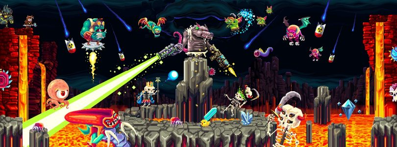 Hellmut: The Badass from Hell – Retro-Dungeon-Crawler angekündigt