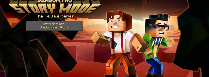 Minecraft Story Mode Season 2 – Launch-Trailer zu Episode 3 veröffentlicht