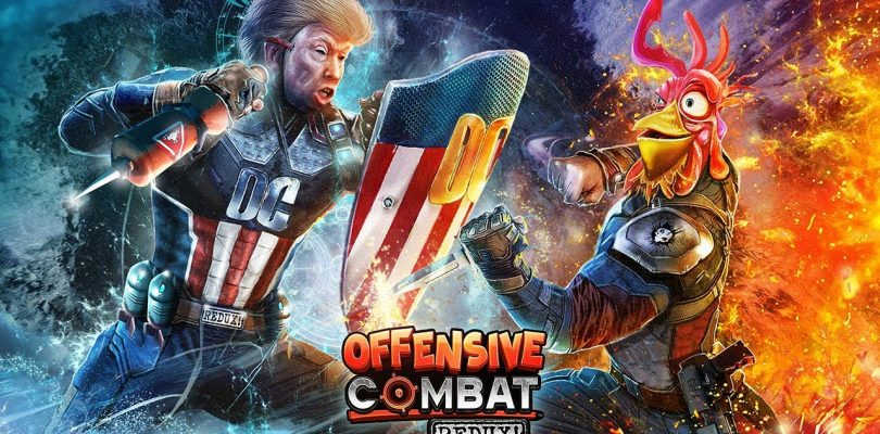 Offensive Combat: Redux – Verrückter First-Person-Shooter auf Steam erschienen