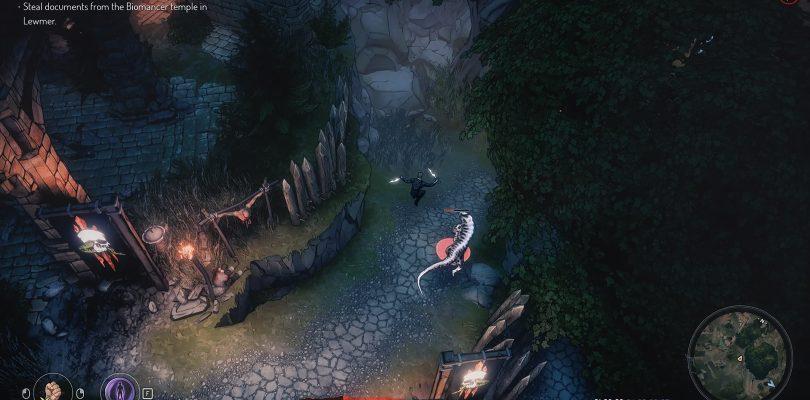 Seven: The Days Long Gone – Neues Gameplay-Video stellt die Stealth-Mechaniken vor
