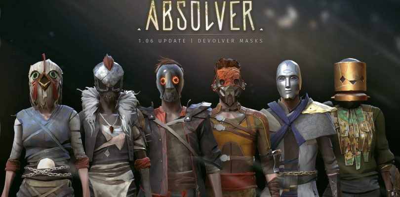 Absolver – Update arbeitet an der Netzwerkstabilität und bringt neue Masken