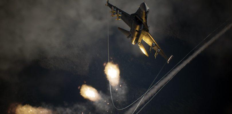 Ace Combat 7 – Aktueller Trailer zeigt die neu hinzugefügten Flugzeuge
