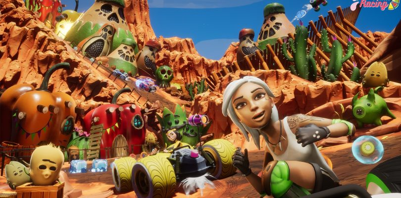 All-Star Fruit Racing startet in den Early-Access