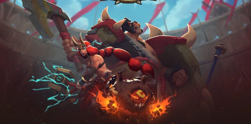 Battlerite – Ab 08. November als Free2Play-Titel verfügbar