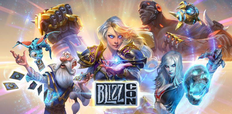 Neuigkeiten von der BlizzCon 2017 – WoW, StarCraft 2, Hearthstone
