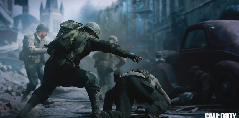 Call of Duty: WW2 – Preload zur Open Beta am PC gestartet