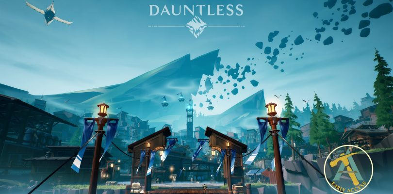 Preview: Dauntless – Monster Hunter mit Koop-/MMO-Gedanken