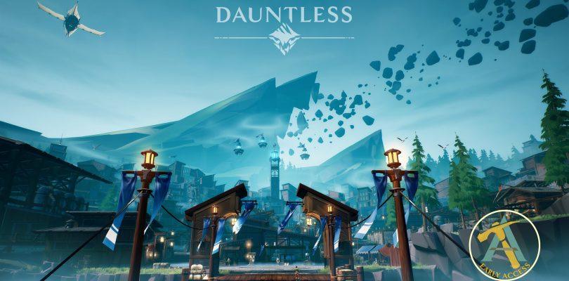 Preview: Dauntless – Monster Hunter mit Koop-/MMO-Gedanken