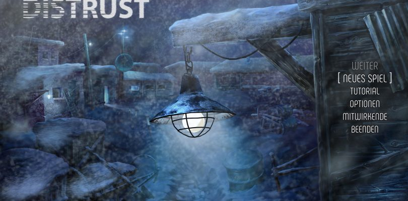 "Test: Distrust – Wir legen uns mit ""The Thing"" an"