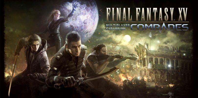"""Final Fantasy XV – Mehrspieler-DLC """"Comrades"""" erscheint am 31. Oktober"""