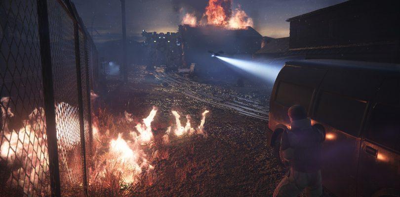 Left Alive – Erste Screenshots sowie ein Ankündigungstrailer wurden veröffentlicht