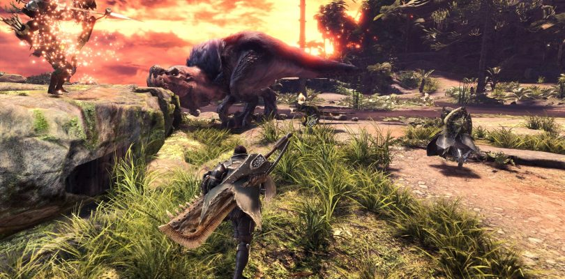 Monster Hunter World – Neues Gameplay-Video zeigt den Mehrspielermodus
