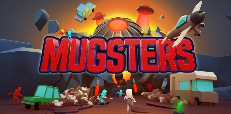 Mugsters – Team17 kündigt actionlastiges Rätselspiel an