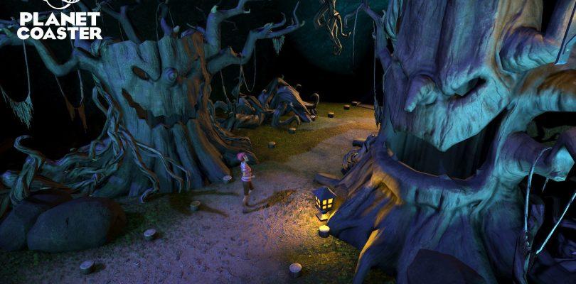 """Planet Coaster – Neues DLC """"Spooky Pack"""" veröffentlicht"""