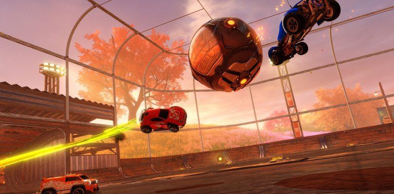 Rocket League – Das steckt im kommenden Herbst-Update