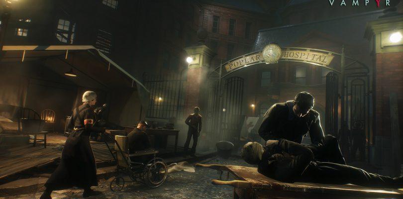 Vampyr – Release des RPGs auf 2018 verschoben
